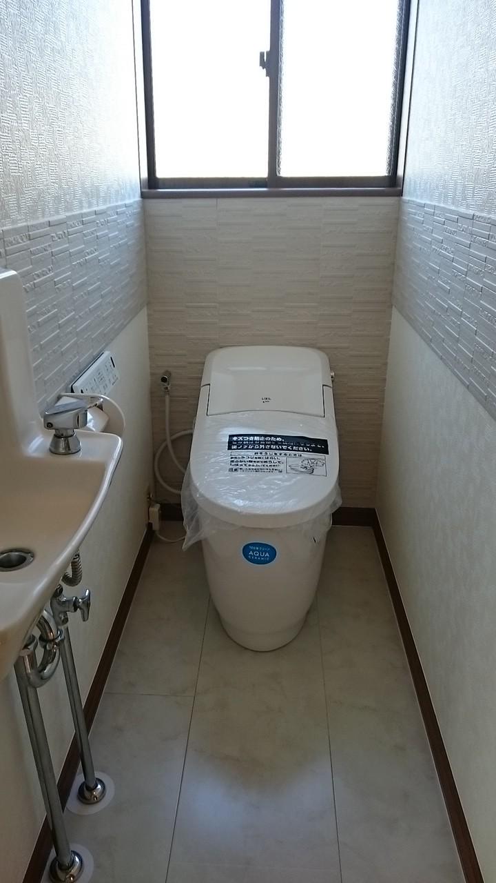 トイレ・脱衣所リフォーム