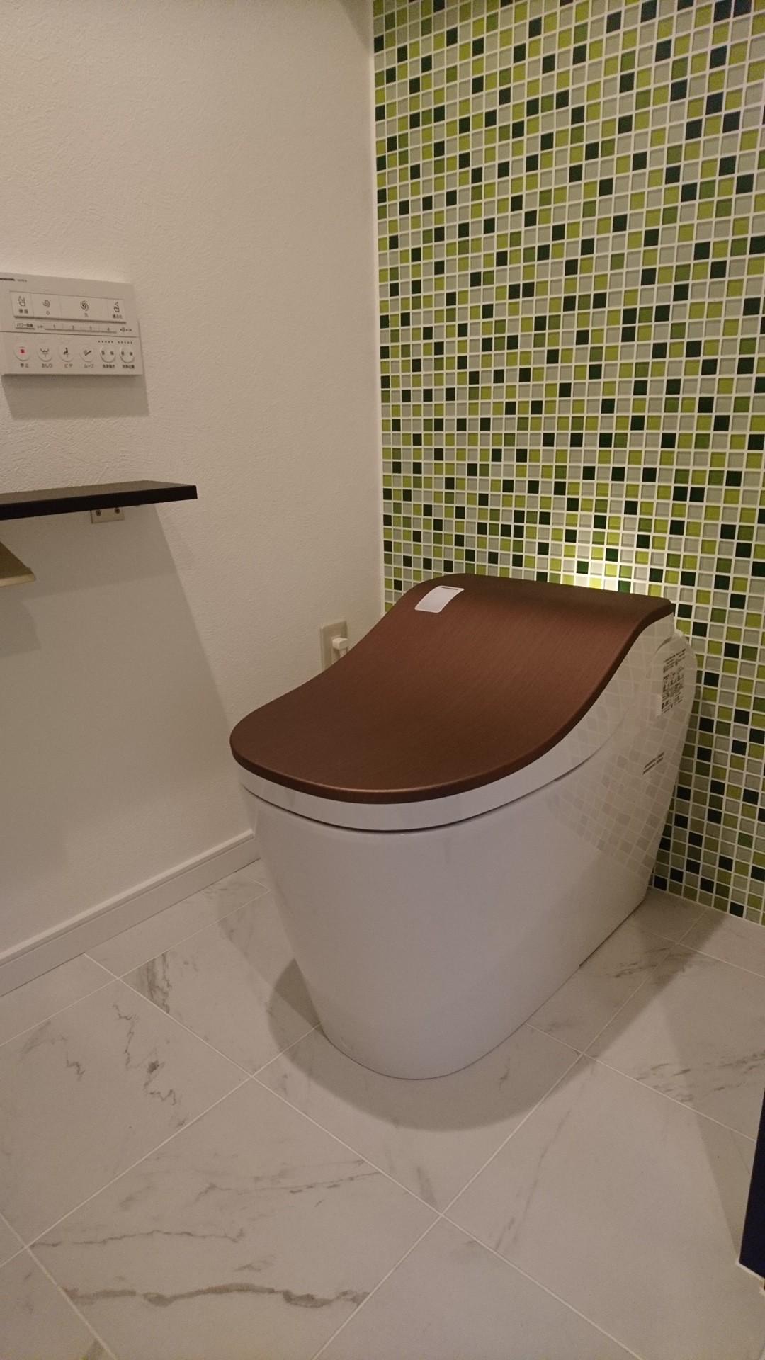 トイレ・内装リフォーム